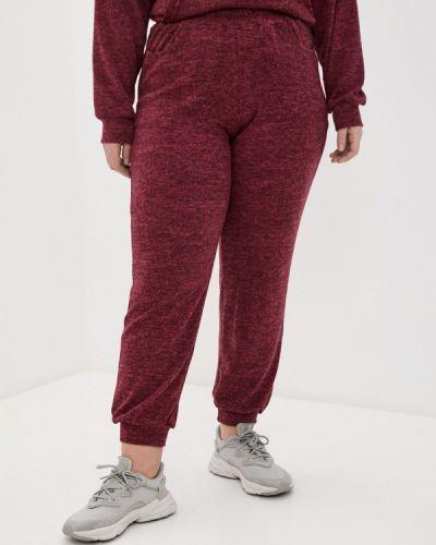 Красные спортивные брюки Malena