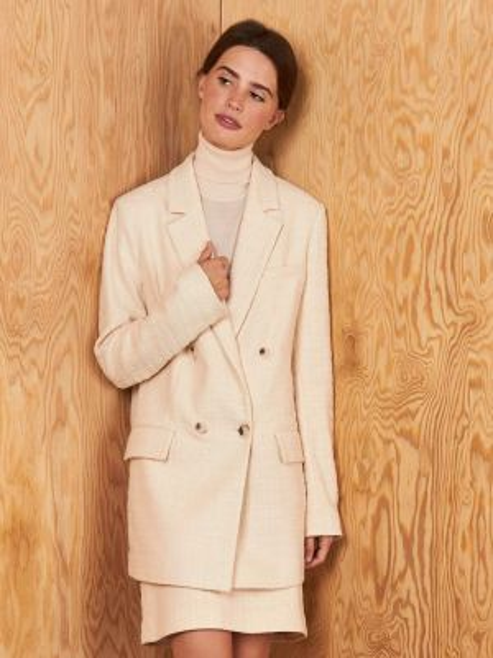 Пиджак двубортный 12storeez