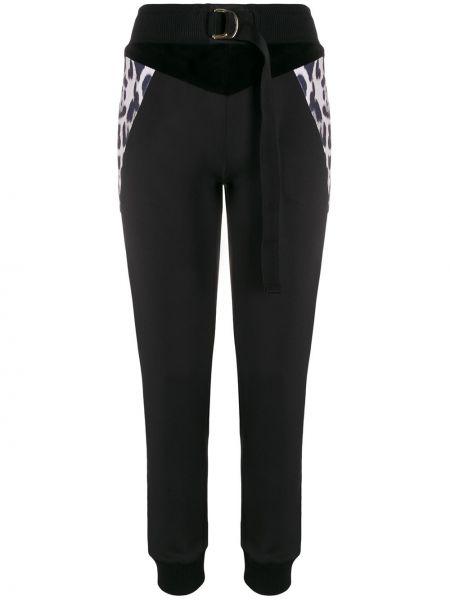 Спортивные брюки с карманами с поясом Just Cavalli