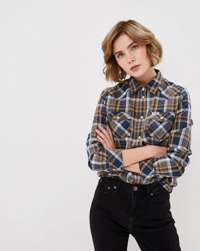 Рубашка с длинным рукавом Wrangler