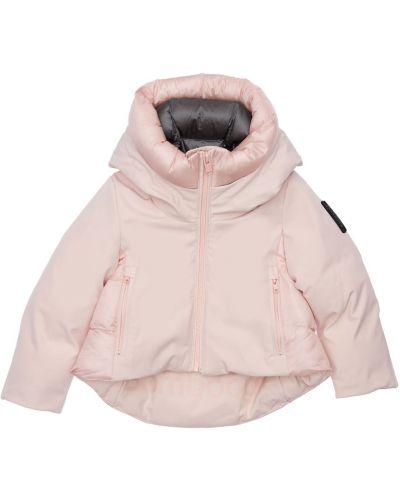 Розовая куртка на молнии Bomboogie