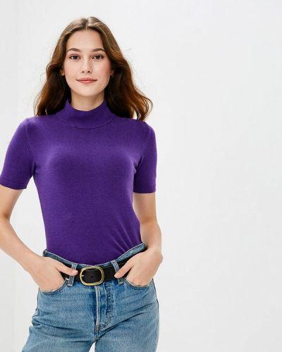 Фиолетовая водолазка Rinascimento