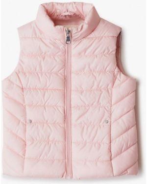 Жилет теплый розовый Ovs