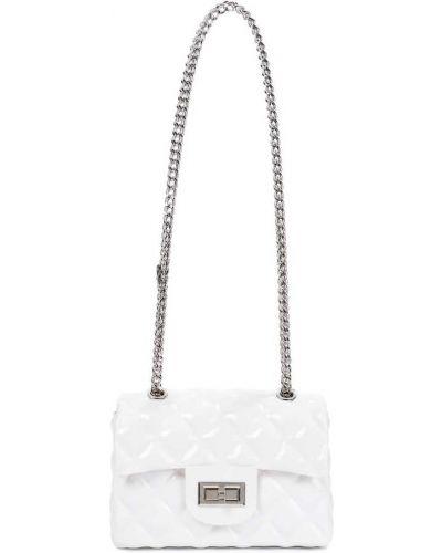 Biała torebka mini Monnalisa