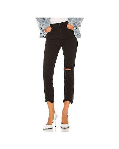 Прямые джинсы укороченные на пуговицах Levi's®