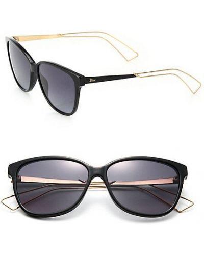 Облегченные солнцезащитные очки квадратные Dior