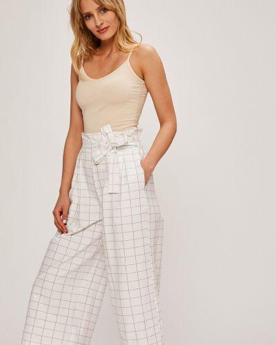 Свободные брюки со штрипками с карманами Answear
