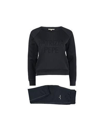 Спортивный костюм черный Patrizia Pepe