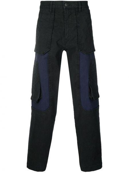 Джинсовые прямые джинсы - черные Diesel