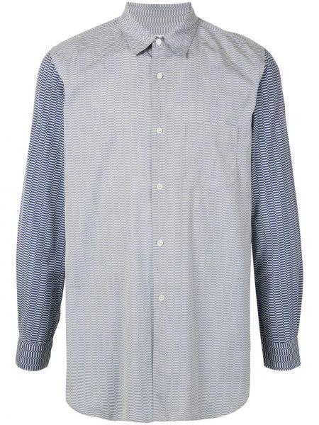 Koszula z długim rękawem klasyczna długa Comme Des Garçons Pre-owned