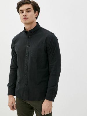 Рубашка с длинным рукавом - черная Selected Homme