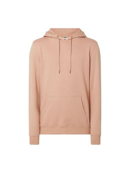 Bluza kangurka - różowa Urban Classics