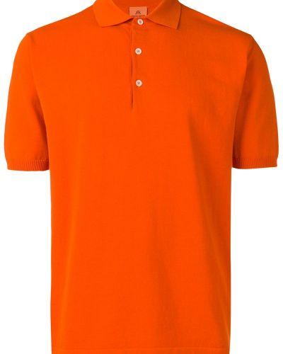 Классическая рубашка с короткими рукавами на пуговицах Andersen-andersen