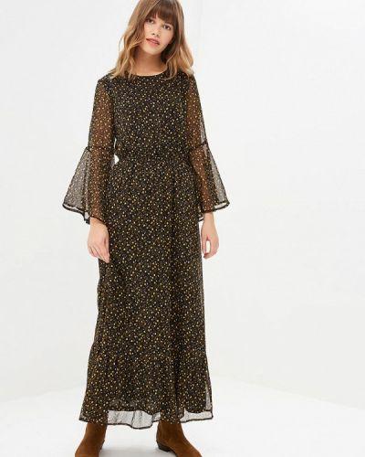 Платье прямое осеннее Y.a.s
