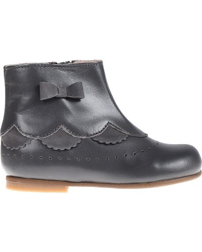 Ботинки серые Jacadi Paris