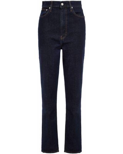 Джинсовые прямые джинсы Helmut Lang
