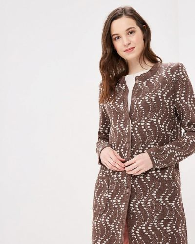 Кардиган - коричневый Milana Style