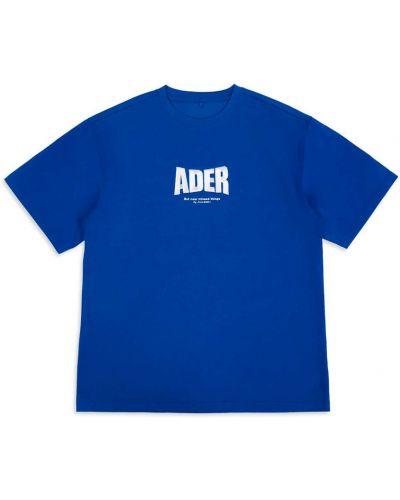 T-shirt - niebieska Ader Error