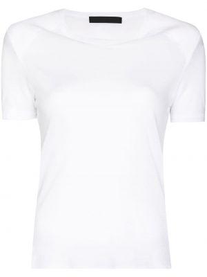 Biała t-shirt krótki rękaw Rta