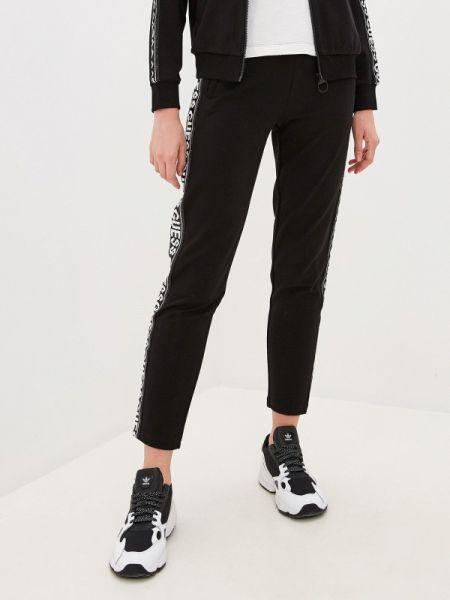 Спортивные брюки черные весенний Guess Jeans