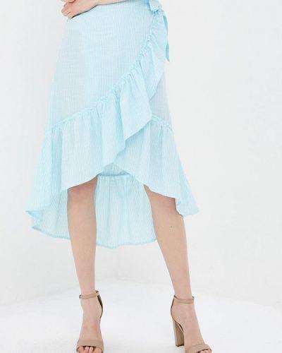 Голубая юбка Noisy May