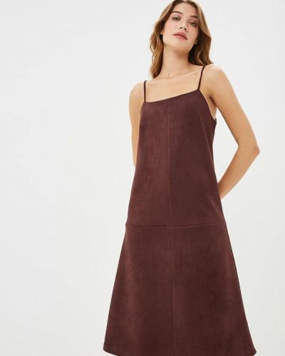 Платье платье-комбинация осеннее Sela