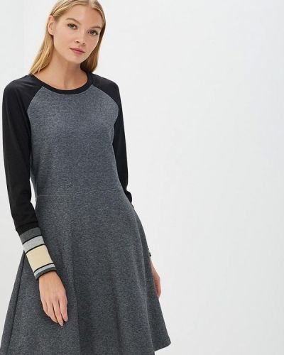 Платье прямое осеннее Luhta