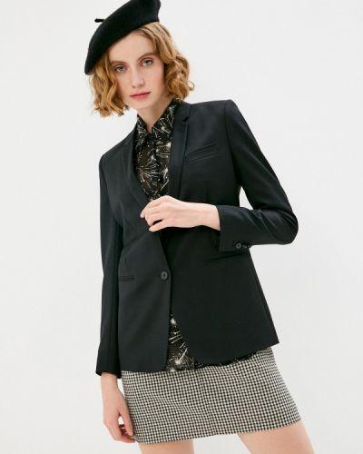 Черный пиджак The Kooples