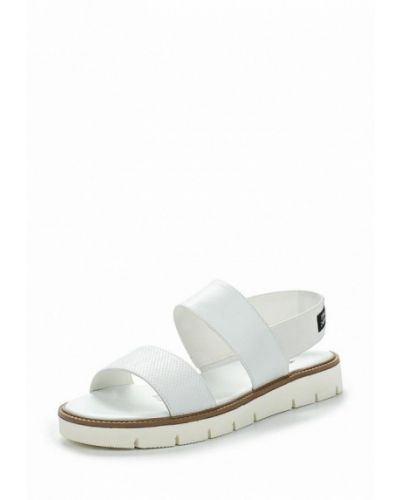 Белые сандалии Keddo
