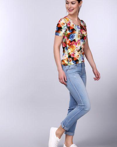Голубые джинсы Cambio