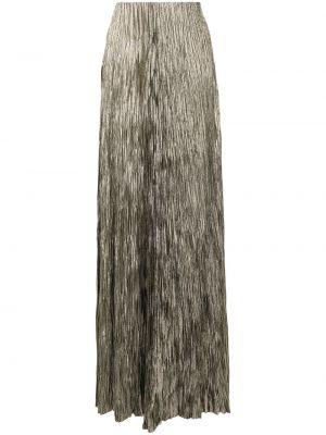 Złota spódnica Ralph Lauren Collection