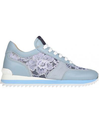 Кроссовки голубой Le Silla