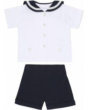Biała koszula bawełniana Rachel Riley