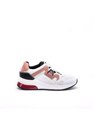 Białe sneakersy Liu Jo