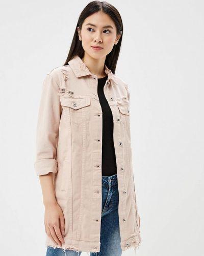 Джинсовая куртка весенняя Miss Bon Bon