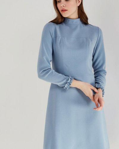 Голубое платье Echo