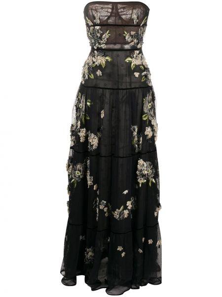 Вечернее платье с вышивкой винтажная Valentino Pre-owned