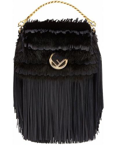 840ff5136e6d Женские сумки и рюкзаки Fendi (Фенди) - купить в интернет-магазине ...