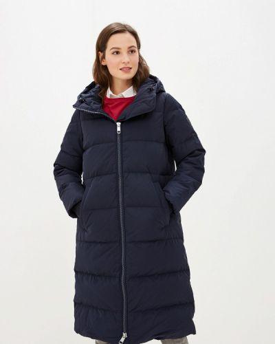 Зимняя куртка осенняя синий Tommy Hilfiger
