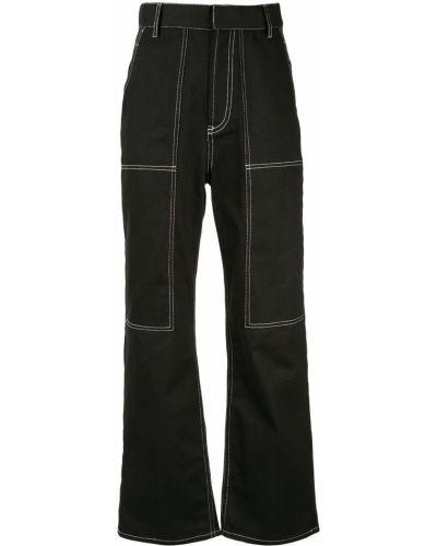 Укороченные брюки - черные G.v.g.v.