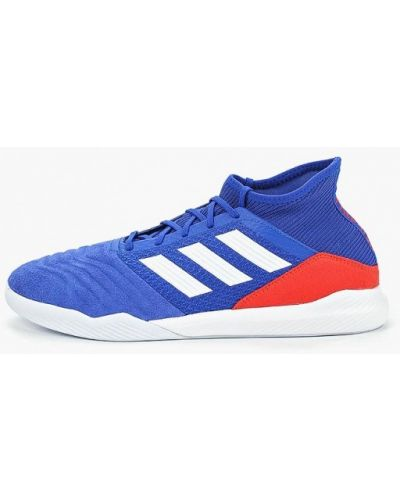 Кроссовки замшевые низкие Adidas