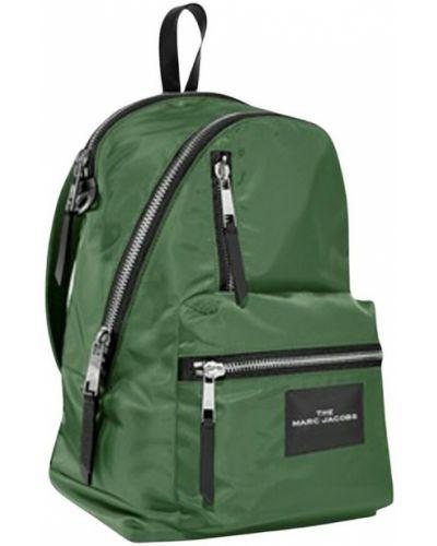 Plecak - zielony Marc Jacobs