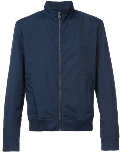 Синяя облегченная куртка 321