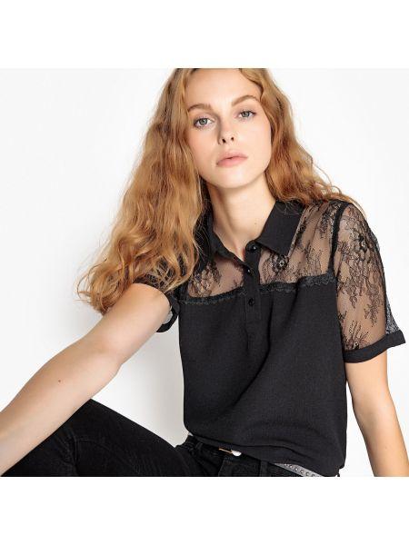 Рубашка с коротким рукавом из вискозы School Rag