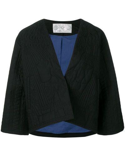 Куртка черная свободная Tsumori Chisato