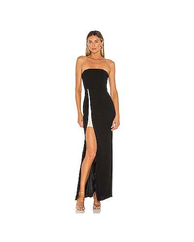 Вечернее платье сетчатое на молнии Superdown