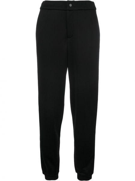 Хлопковые спортивные брюки - черные Jo No Fui
