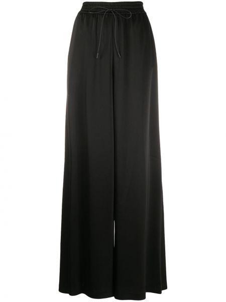 Szerokie spodnie z wysokim stanem z kieszeniami Alice+olivia