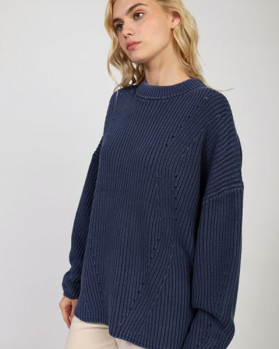 Хлопковый пуловер S.oliver
