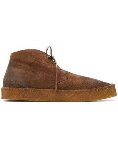 Ботильоны для обуви коричневый Marsèll